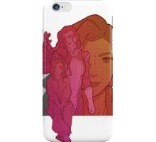 Avatar Generations - Asami Sato iPhone Case/Skin