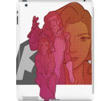 Avatar Generations - Asami Sato iPad Case/Skin