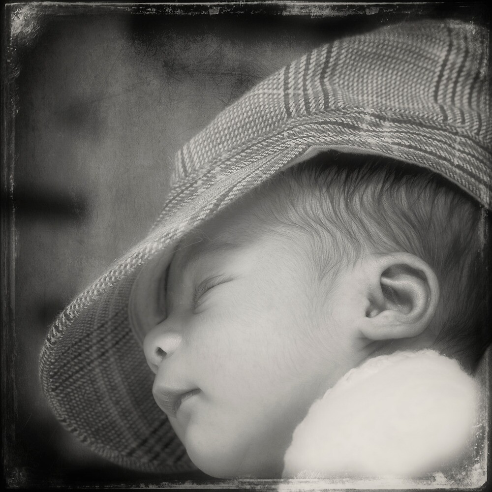 Big Brother's Hat by Sue Wickham