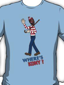 Where's Kony? T-Shirt