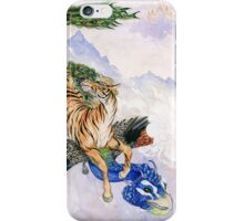 Escape from the Celestial Palace iPhone Case/Skin