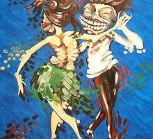 Dance of the Dead by Ellen Marcus