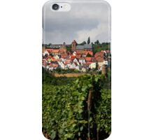 In The Vineyards iPhone Case/Skin