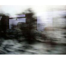 Panta rhei Photographic Print