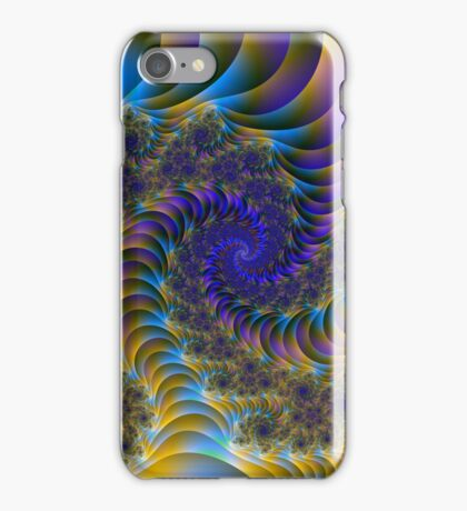 Spiral Roots 3 iPhone Case/Skin