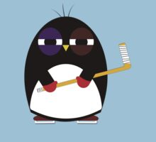 Hockey penguin Kids Tee
