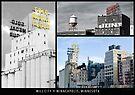 Mill City - a postcard by KBritt