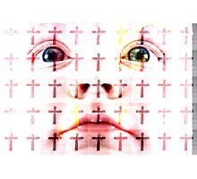 Cry Baby Cry - Pop Not by L. R. Emerson II Photographic Print