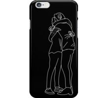 Larry Hug iPhone Case/Skin