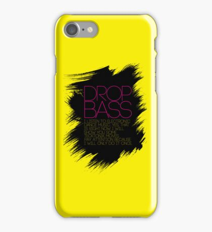 SHOW YOU SOME TECKTONIK MOVES (SPECIAL EDITION) iPhone Case/Skin