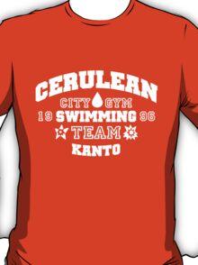 Cerulean Swimming Team T-Shirt