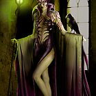Maleficent by MadameThenadier