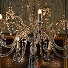 Chandelier Elegance by lynn carter