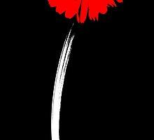 Oriental Flower 001 by Altronix