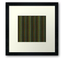 World Warriors Framed Print