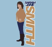 SMITH. Sarah Jane Smith T-Shirt