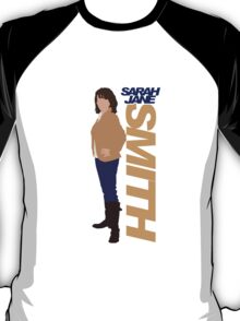 SMITH. Sarah Jane Smith T-Shirt