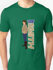 SMITH. Sarah Jane Smith Unisex T-Shirt
