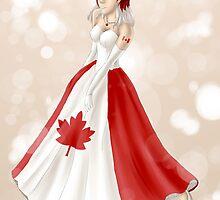 Canada Day by Gabrielle Wilson