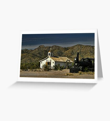Crooked Creek Chapel Greeting Card