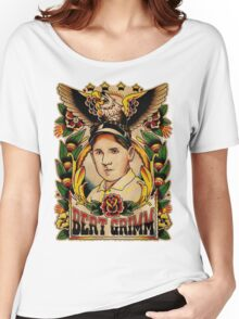 Old Timers - Bert Grimm Women's Relaxed Fit T-Shirt