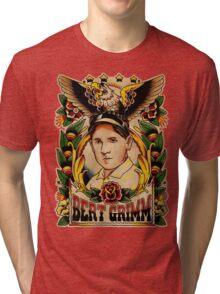 Old Timers - Bert Grimm Tri-blend T-Shirt