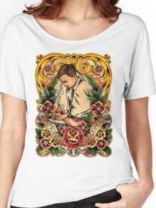 Old Timers - Amund Dietzel Women's Relaxed Fit T-Shirt