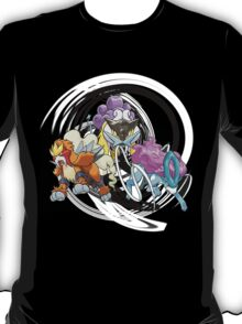 Entei Raikou Suicune T-Shirt