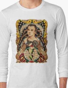 Old Timers - Bob Shaw Long Sleeve T-Shirt