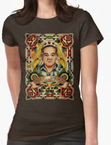Old Timers - Bill Jones Womens Fitted T-Shirt