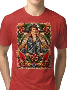 Old Timers - Gus Wagner Tri-blend T-Shirt