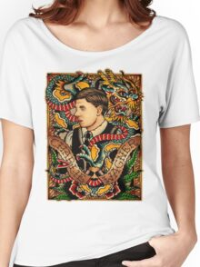Old Timers - Charlie Wagner Women's Relaxed Fit T-Shirt
