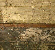 rustic wall by shadowandshape