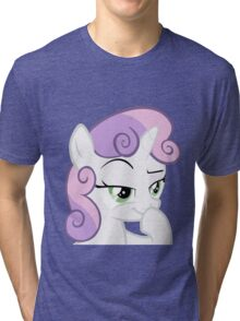 Sweetie Belle Devious Tri-blend T-Shirt