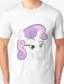 Sweetie Belle Devious Unisex T-Shirt