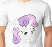 Sweetie Belle Devious Unisex T-Shirt
