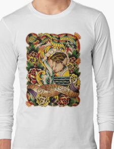 """Old Timers - Ole Hansen """"Tattoo Ole"""" Long Sleeve T-Shirt"""