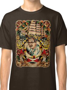 """Old Timers - Norman Collins """"Sailor Jerry"""" Classic T-Shirt"""