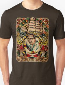 """Old Timers - Norman Collins """"Sailor Jerry"""" Unisex T-Shirt"""