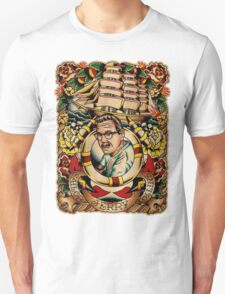 "Old Timers - Norman Collins ""Sailor Jerry"" Unisex T-Shirt"