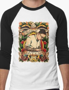 Old Timers - Percy Waters Men's Baseball ¾ T-Shirt