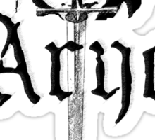 Arya Sticker