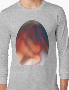 Keyhole View Long Sleeve T-Shirt