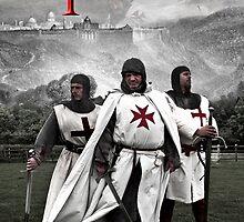 Knights Templar! by Paul Benjamin