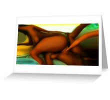 Melting for you Greeting Card