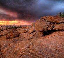 Red Rain 2 by Bob Larson