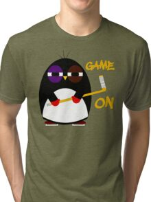 Game on Tri-blend T-Shirt