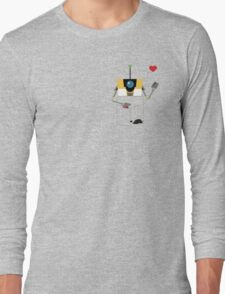 Claptrap in Your Pocket! Long Sleeve T-Shirt