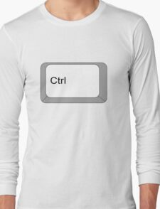 ctrl Long Sleeve T-Shirt
