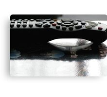 Remote Bridge Canvas Print